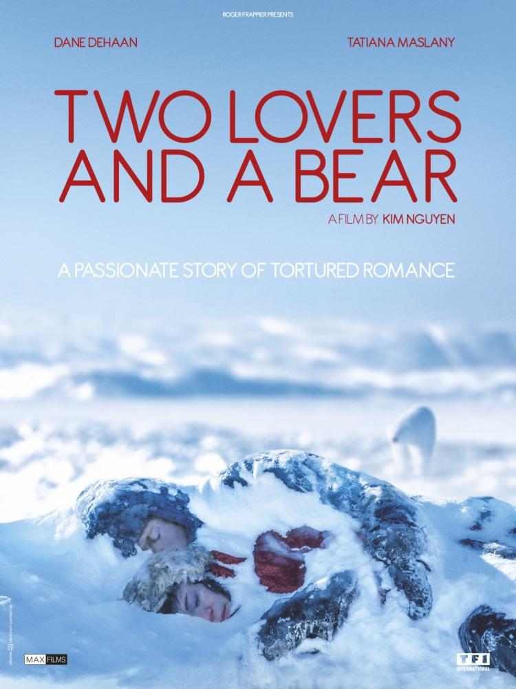 Влюбленные и медведь - Two Lovers and a Bear