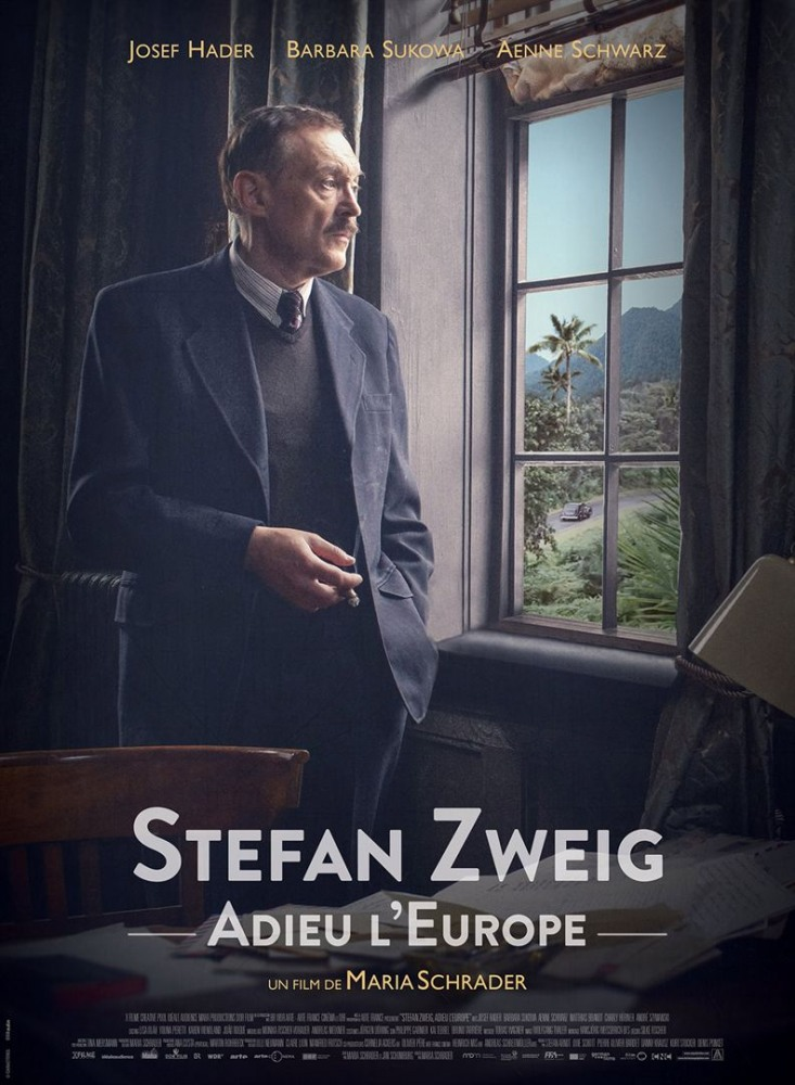 Стефан Цвейг - Stefan Zweig- Farewell to Europe
