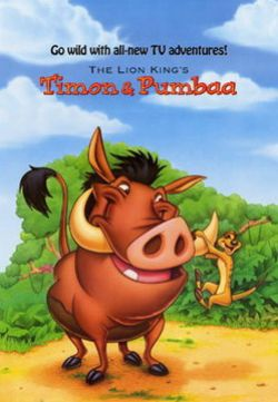 Тимон и Пумба. Сезон 2 - Timon and Pumbaa. Season II