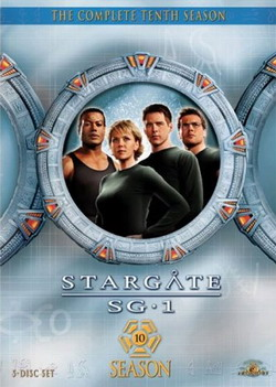 Звездные врата. Сезон 10 - Stargate SG-1. Season X