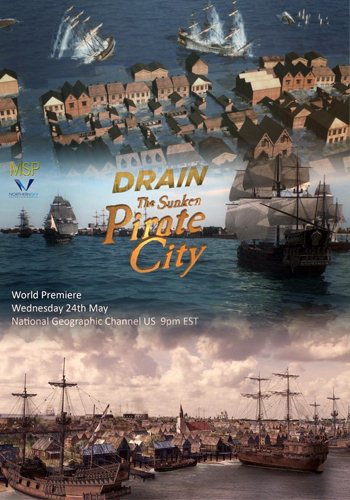 Осушить океан: затонувший город пиратов - Drain the Sunken Pirate City