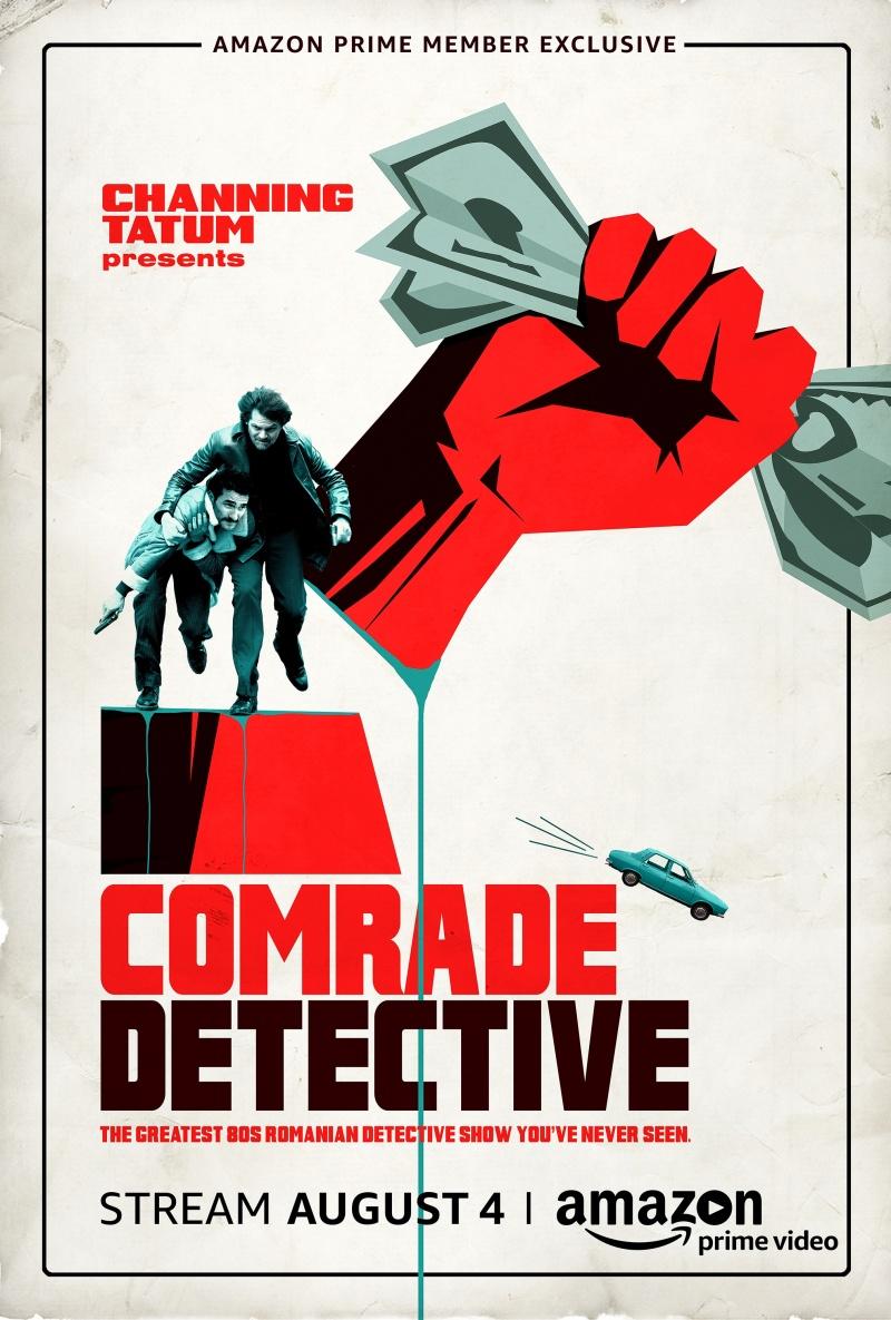 Товарищ детектив - Comrade Detective