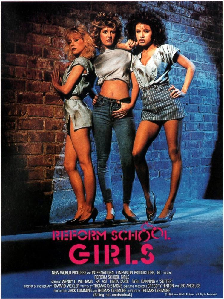 Девушки из исправительной колонии - Reform School Girls