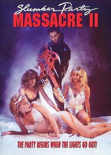 Кровавая вечеринка 2 - Slumber Party Massacre II