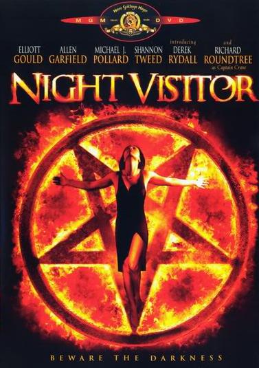 Ночной гость - Night Visitor
