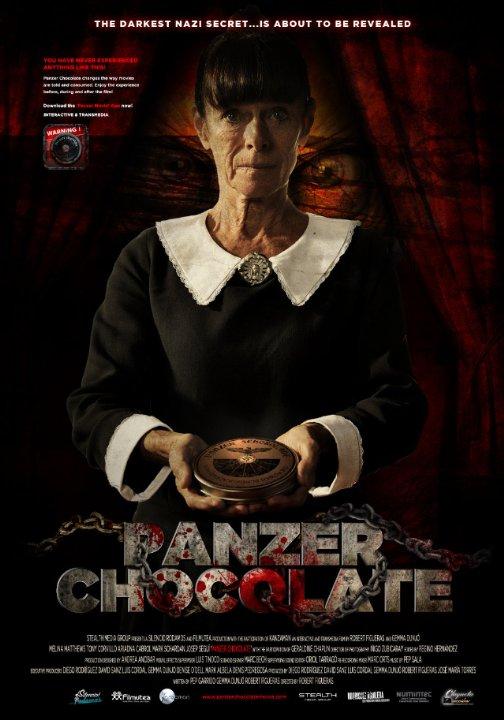 Шоколадный бункер - Panzer Chocolate