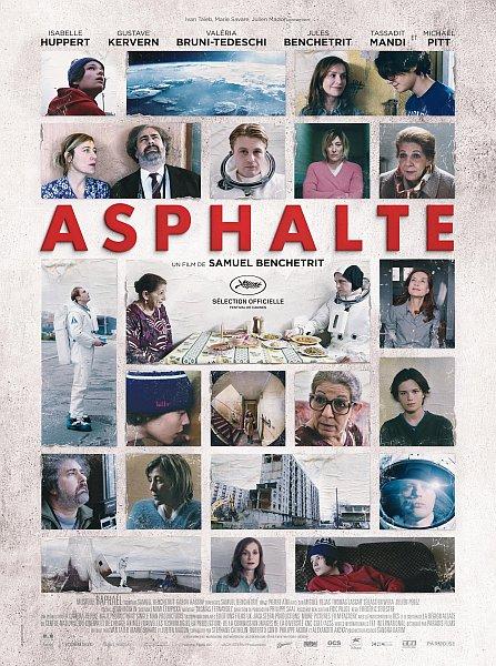 Асфальт - Asphalte