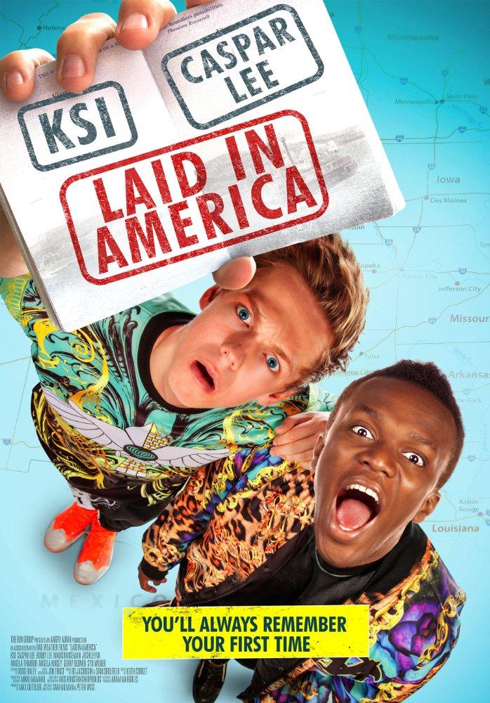 Потрахаться в Америке - Laid in America