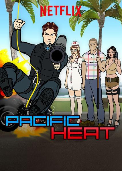 Тихоокеанская жара - Pacific Heat