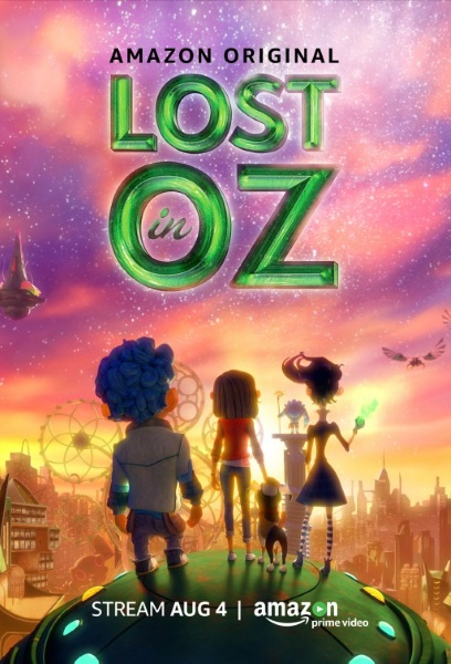Затерянные в стране Оз - Lost in Oz