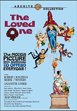 Незабвенная - The Loved One