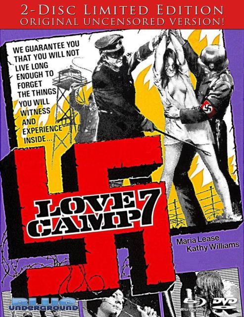 Лагерь любви 7 - Love Camp 7