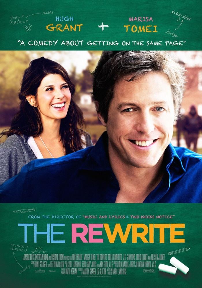 Исправленный вариант - The Rewrite