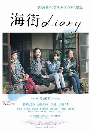 Дневник Умимати - Umimachi Diary