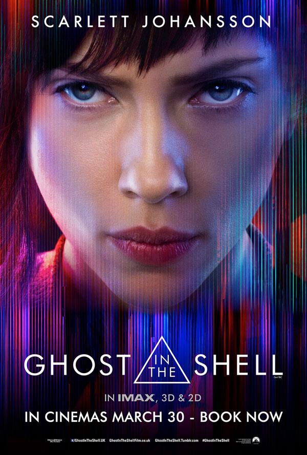 Призрак в Доспехах: Дополнительные материалы - Ghost in the Shell- Bonuces