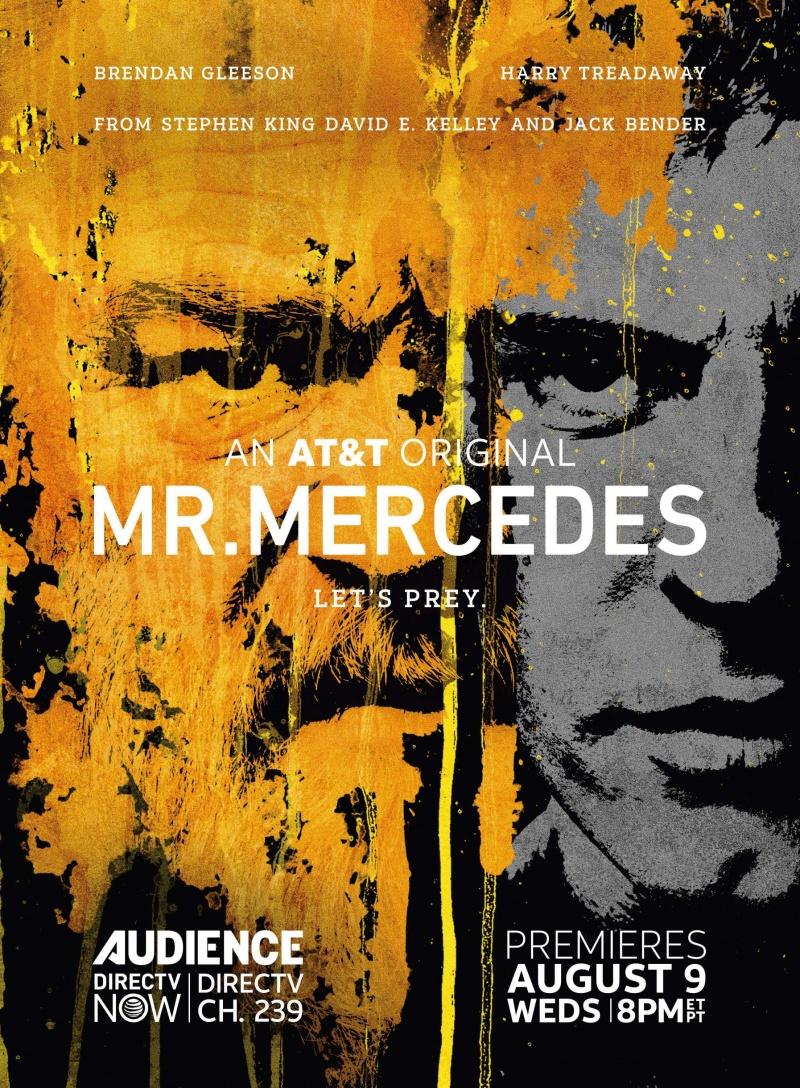 Мистер Мерседес - Mr. Mercedes