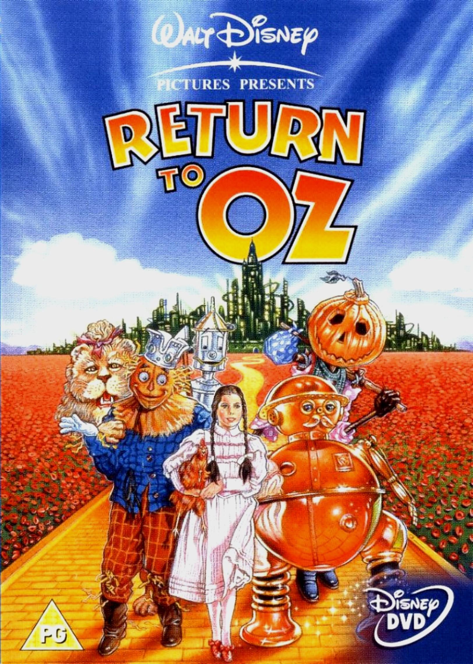 Возвращение в страну Оз - Return to Oz