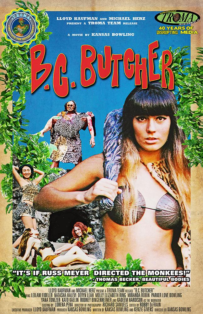Мясник До Н.Э - B.C. Butcher