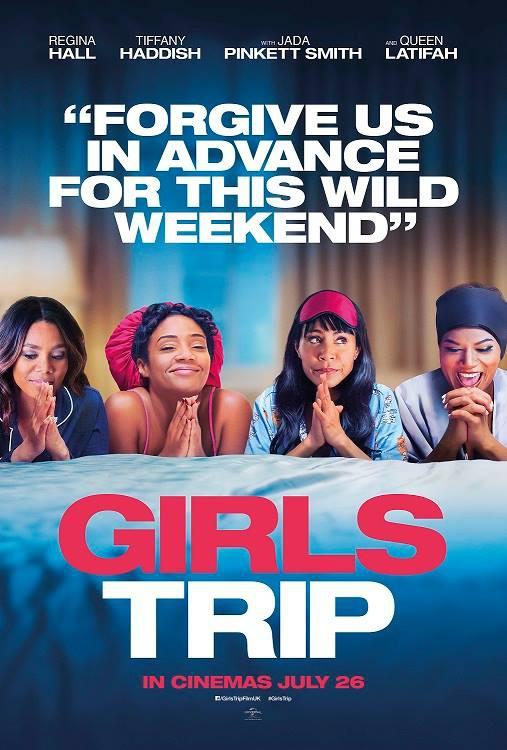 Улетные девочки - Girls Trip