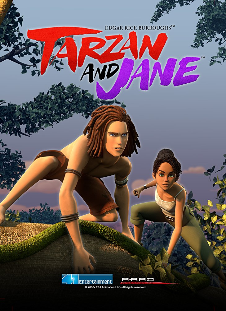 Тарзан и Джейн - Tarzan and Jane