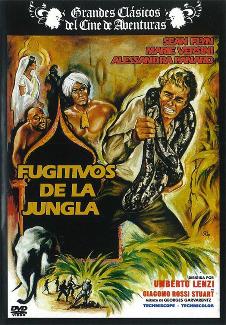 Сандок, силач из джунглей - Sandok, il Maciste della giungla