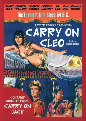 Так держать Клео! - Carry on Cleo