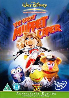 Большое ограбление Маппетов - The Great Muppet Caper