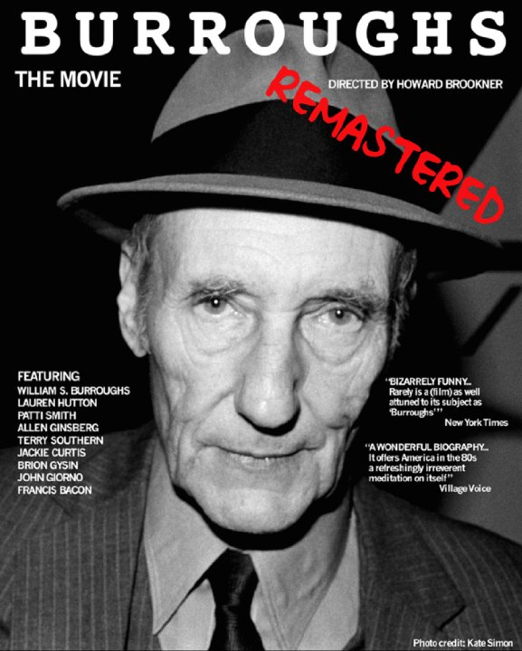 Берроуз - Burroughs- The Movie