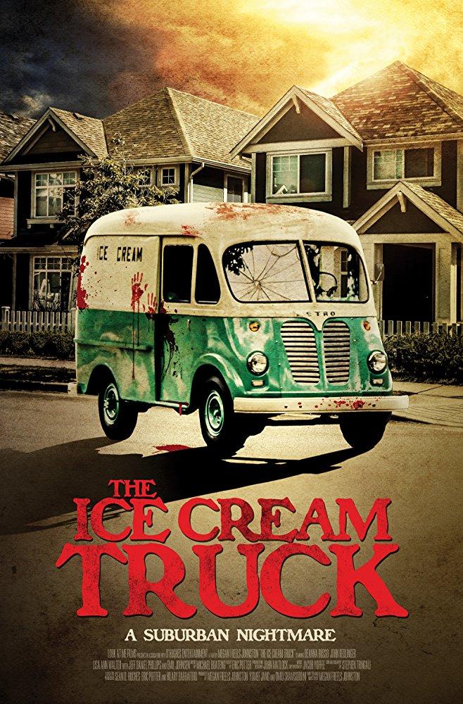 Фургончик с мороженым - The Ice Cream Truck