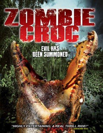Зомби крокодил: Вызванное зло - A Zombie Croc- Evil Has Been Summoned