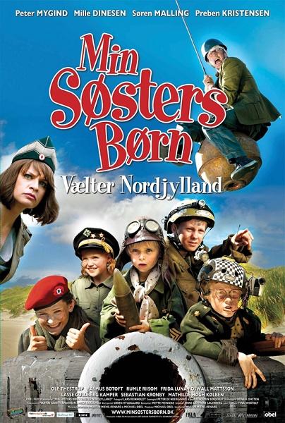 Мои племянники в Ютландии - Min sГёsters bГёrn vГ¦lter Nordjylland