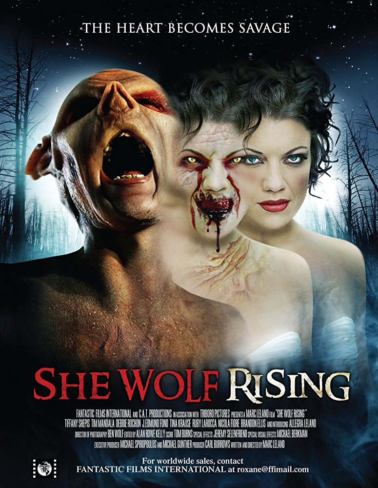 Волчица. Восход - She Wolf Rising