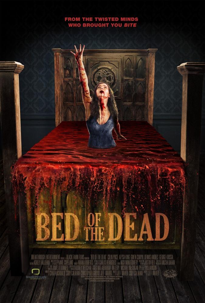Кровать мертвецов - Bed of the Dead