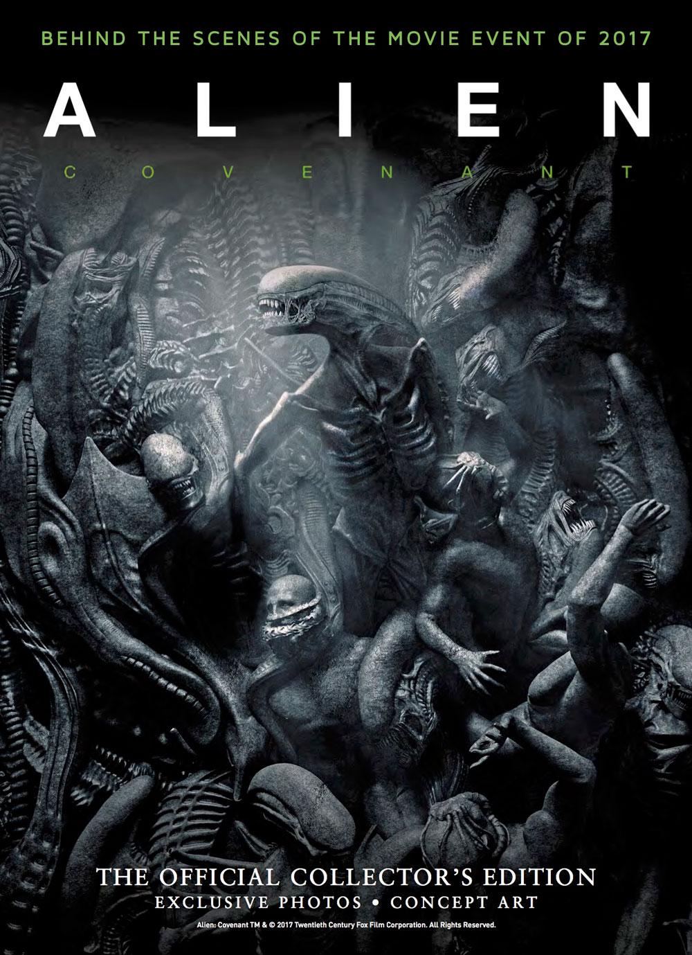 Чужой: Завет: Дополнительные материалы - Alien- Covenant- Bonuces