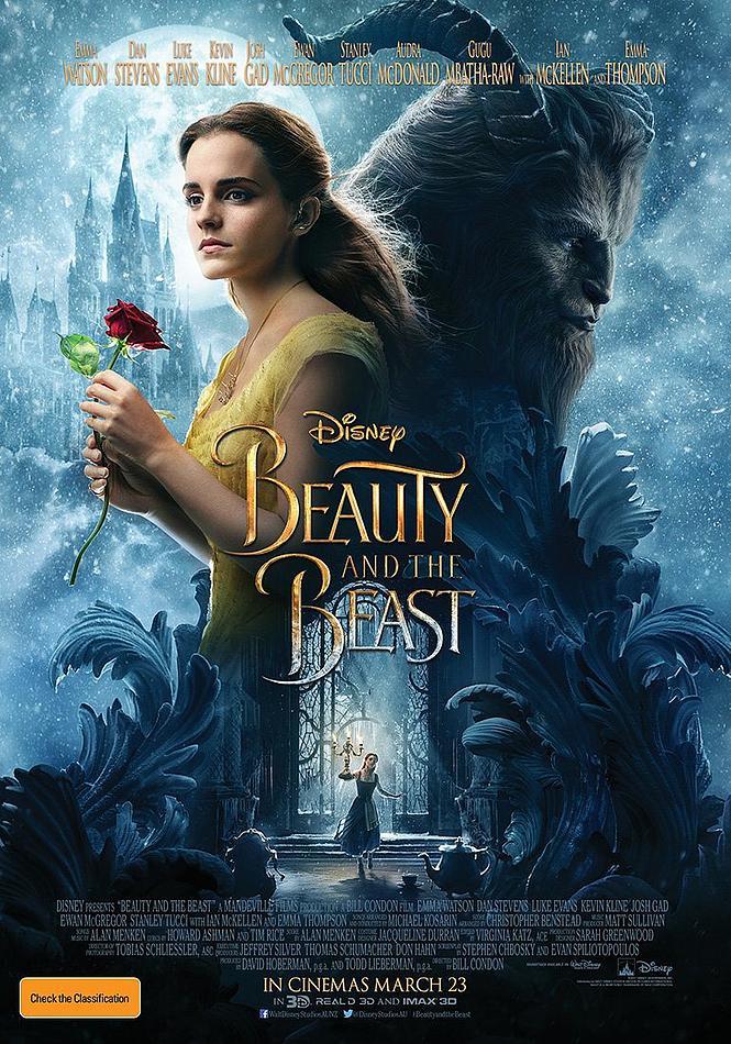 Красавица и Чудовище: Дополнительные материалы - Beauty and the Beast- Bouces
