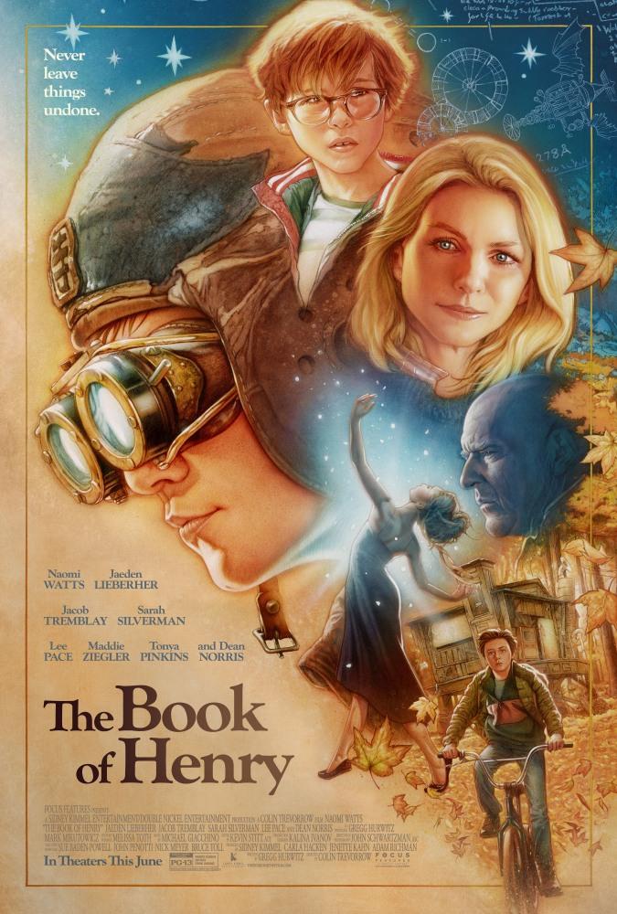 Книга Генри - The Book of Henry