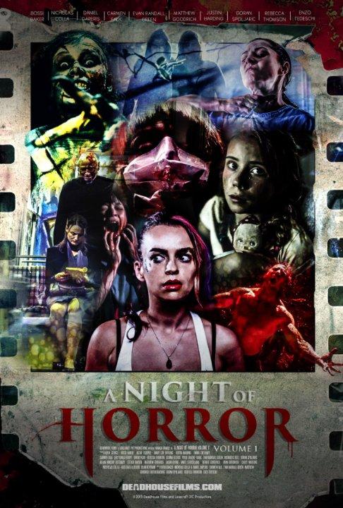 Ночь ужасов, часть 1 - A Night of Horror Volume 1