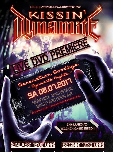 Кissin' Dynamite: Generation Goodbye - Dynamite Nights
