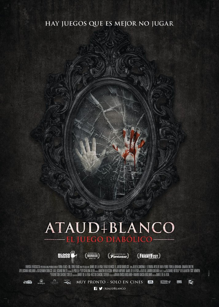 Белый гроб: Игра дьявола - AtaГєd Blanco- El Juego DiabГіlico