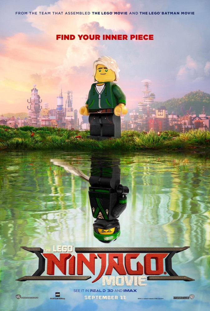 Лего Фильм: Ниндзяго - The Lego Ninjago Movie
