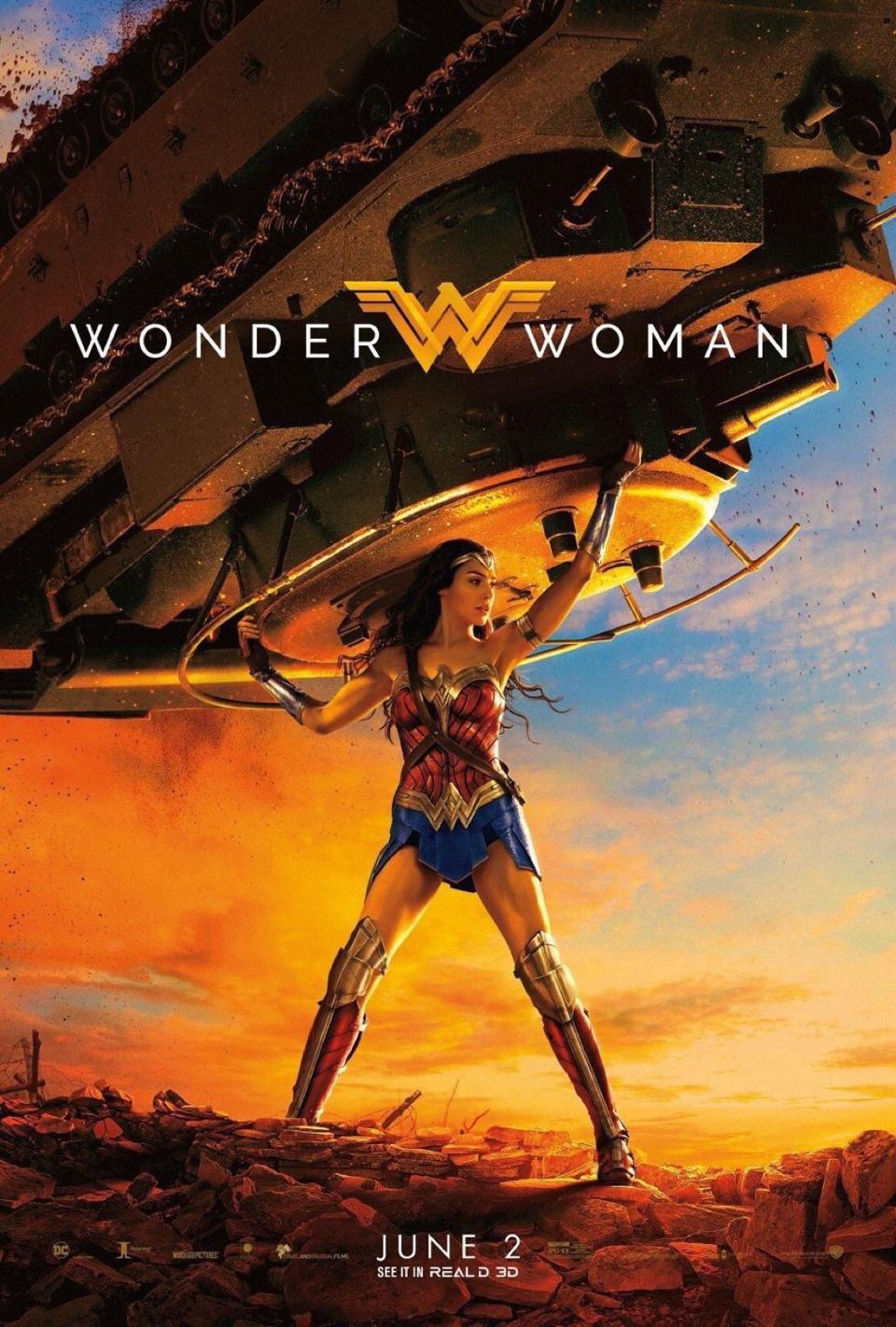 Чудо-Женщина: Дополнительные материалы - Wonder Woman- Bonuces