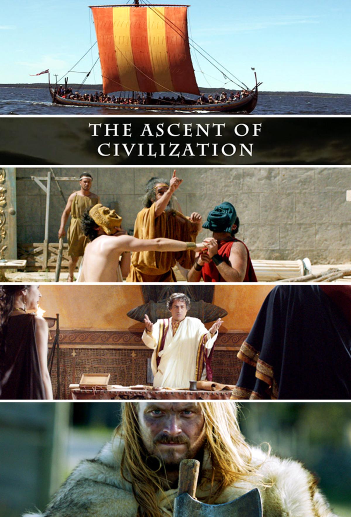 Расцвет древних цивилизаций - The Ascent of Civilisation