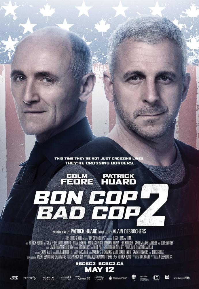 Плохой хороший полицейский 2 - Bon Cop Bad Cop 2