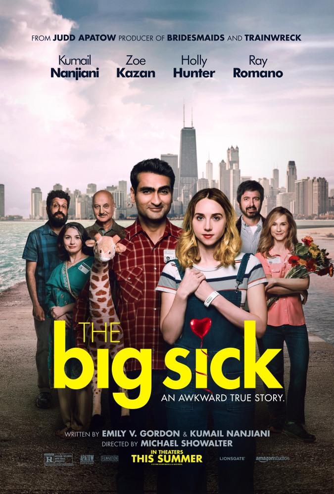 Любовь – болезнь - The Big Sick
