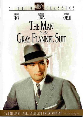 Мужчина в сером фланелевом костюме - The Man in the Gray Flannel Suit