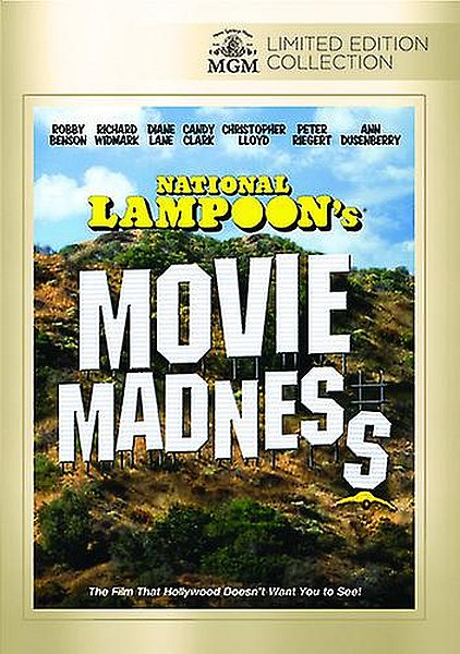 Кинобезумие - National Lampoon's Movie Madness
