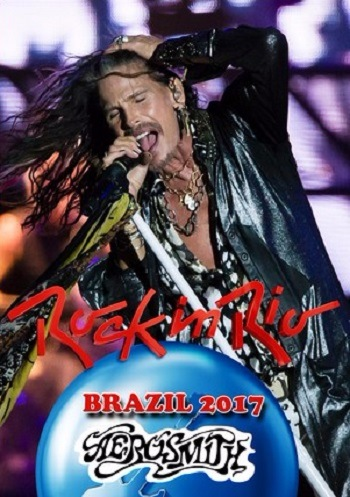 Aerosmith - Rock in Rio