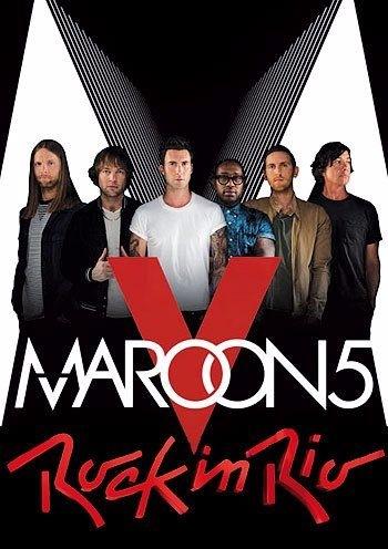 Maroon 5 - Rock in Rio