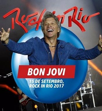 Bon Jovi - Rock in Rio