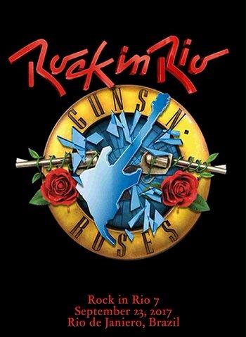 Guns N' Roses - Rock in Rio